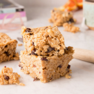 Oatmeal Cherry Breakfast Bars