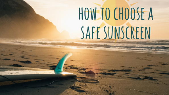 How to choose safe sunscreen with Delicious Living