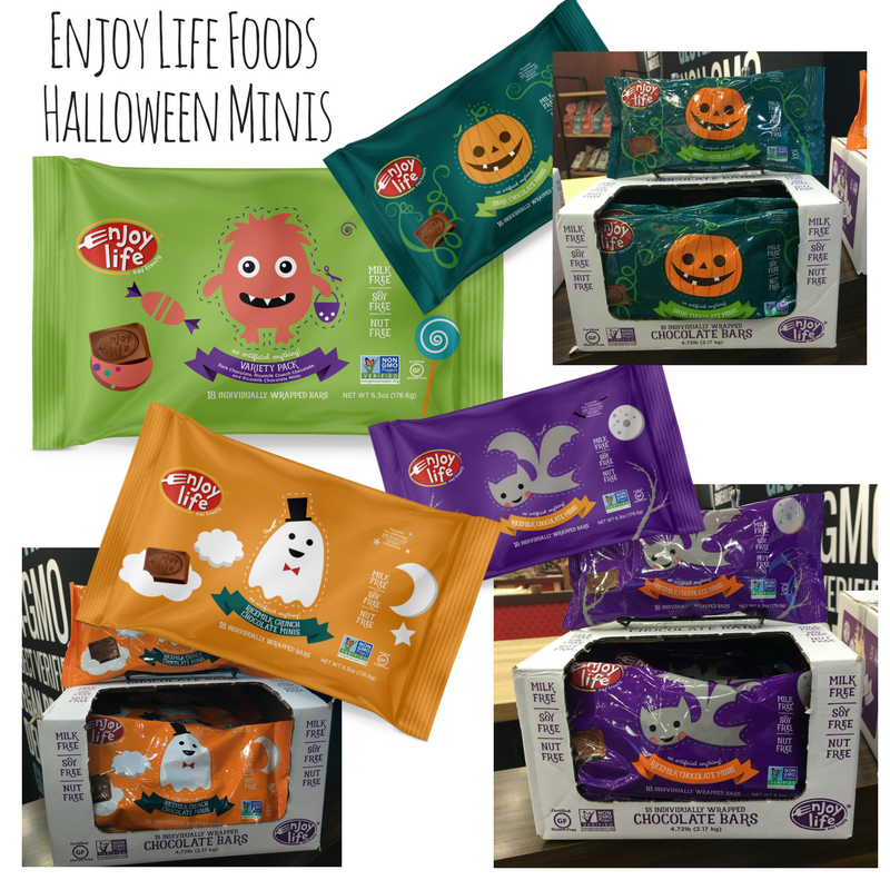 Enjoy Life Foods Halloween Minis