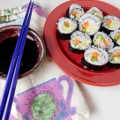 Simply Surimi California Roll