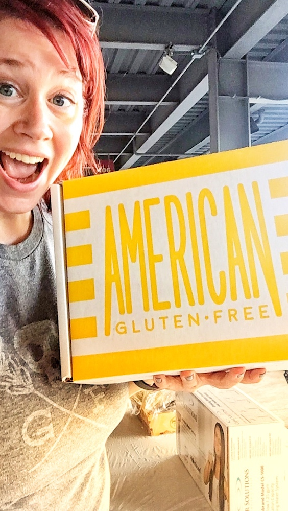 Step Beyond Celiac KC5K American Gluten Free