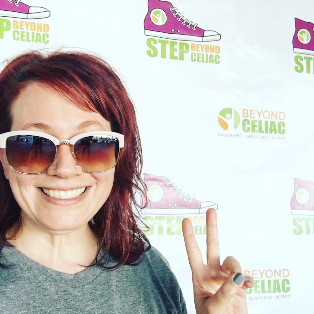 Step Beyond Celiac KC5K Step and Repeat