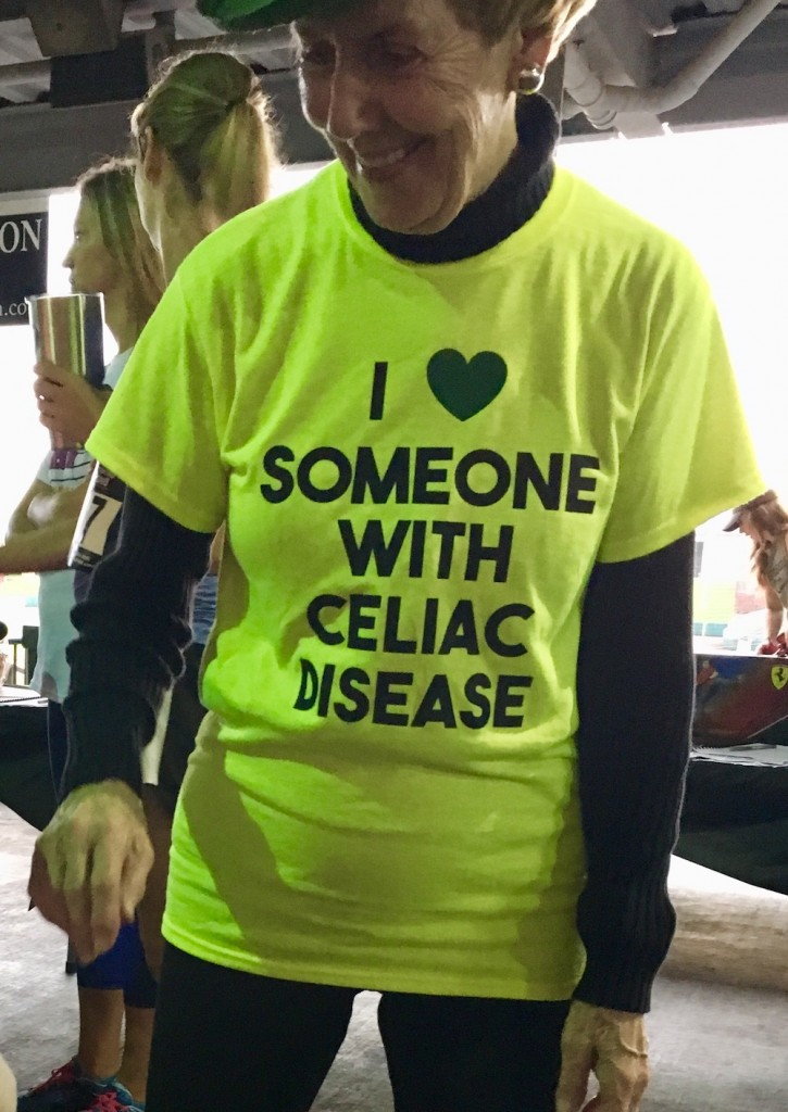 "Step Beyond Celiac KC5K ""I Love Someone With Celiac"" Shirt"