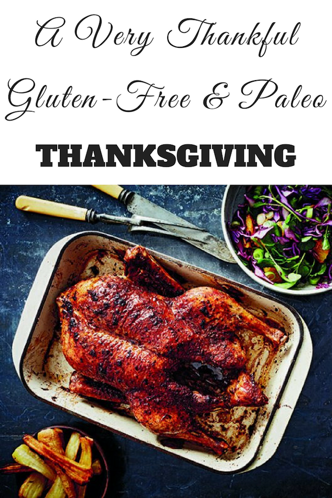 Gluten-Free Paleo Thanksgiving