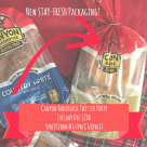 Canyon Bakehouse Stay Fresh Packaging Twitter Party