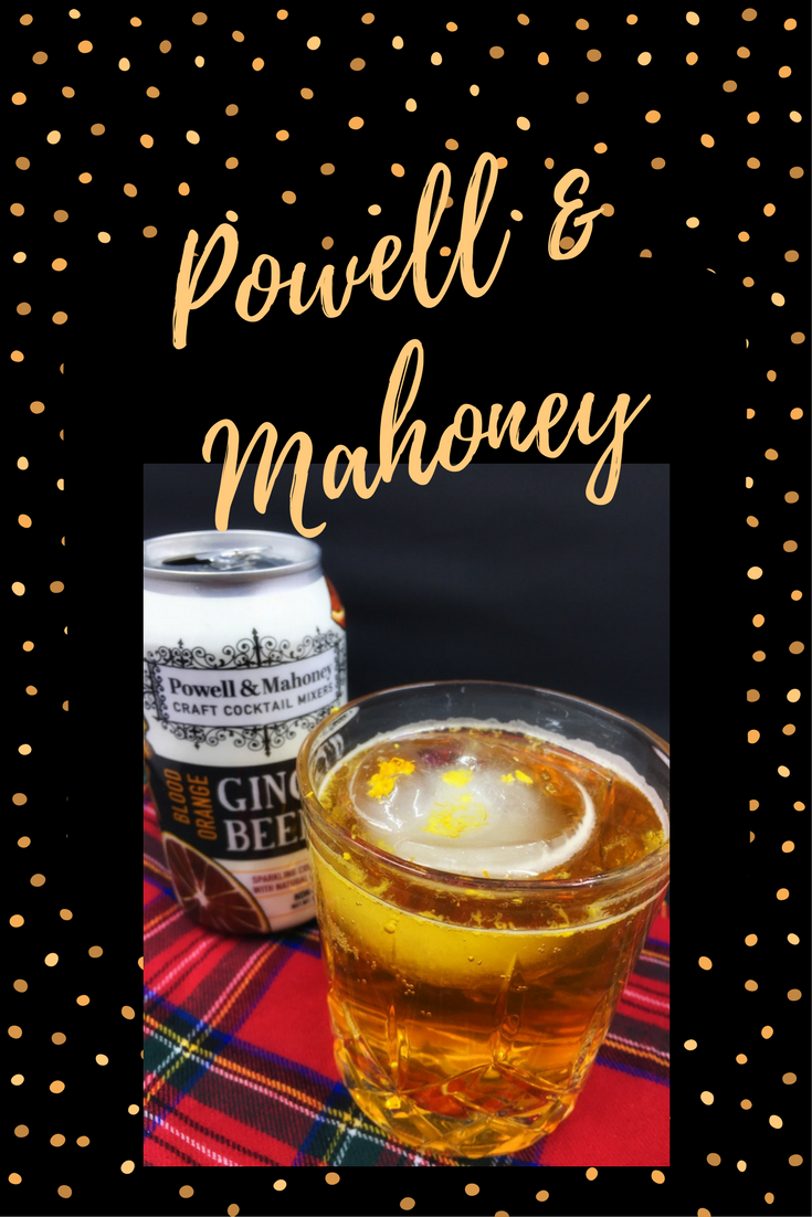 Powell & Mahoney Craft Cocktail Mixer