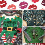 Match Your Red Apple Lipstick to Your Ugly Holiday Sweater