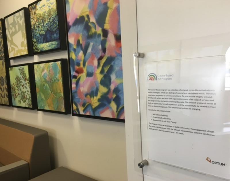 OptumCare Cause Art Program