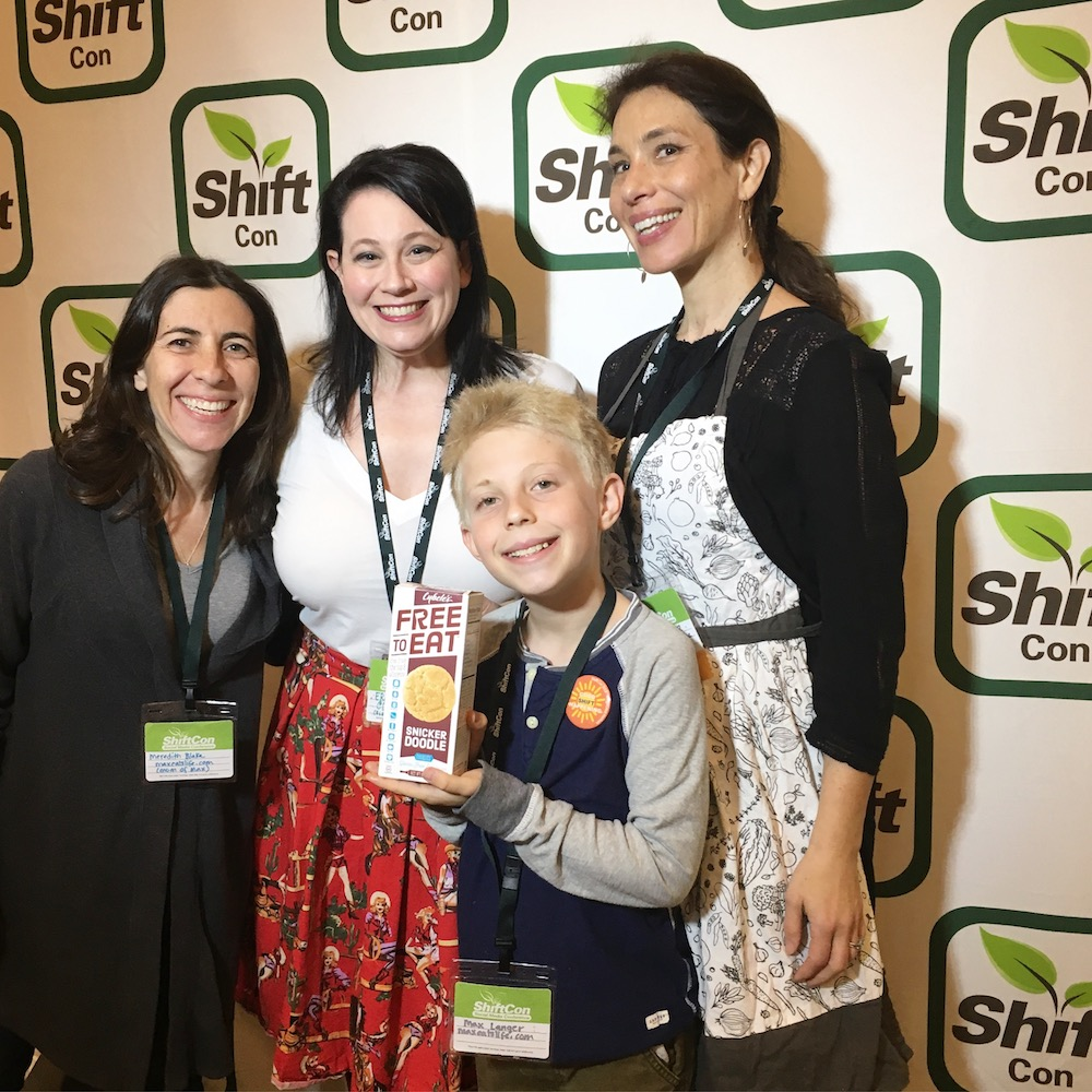 ShiftCon 2018 with Cybele's Free To Eat and Max Eats Life