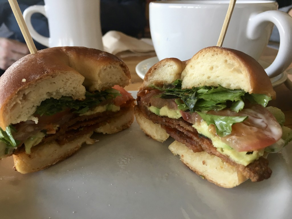 New Cascadia Portland Sandwich