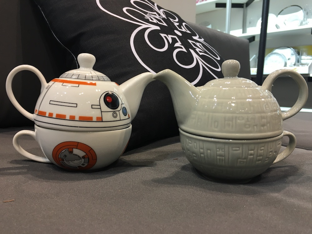 Seven 20 Life - Star Wars Tea Set
