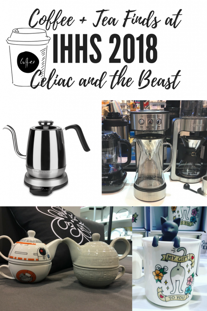 Best Coffee and Tea Finds at IHHS 2018