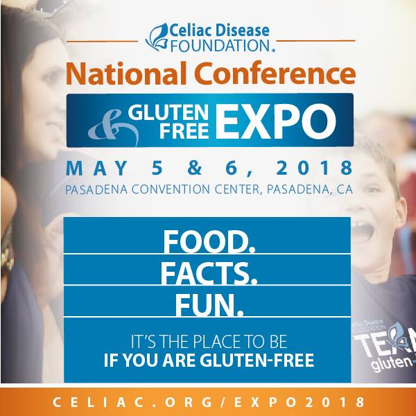 Celiac Disease Foundation Conference and Expo 2018