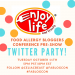 FABlogCon Upcoming Twitter Parties